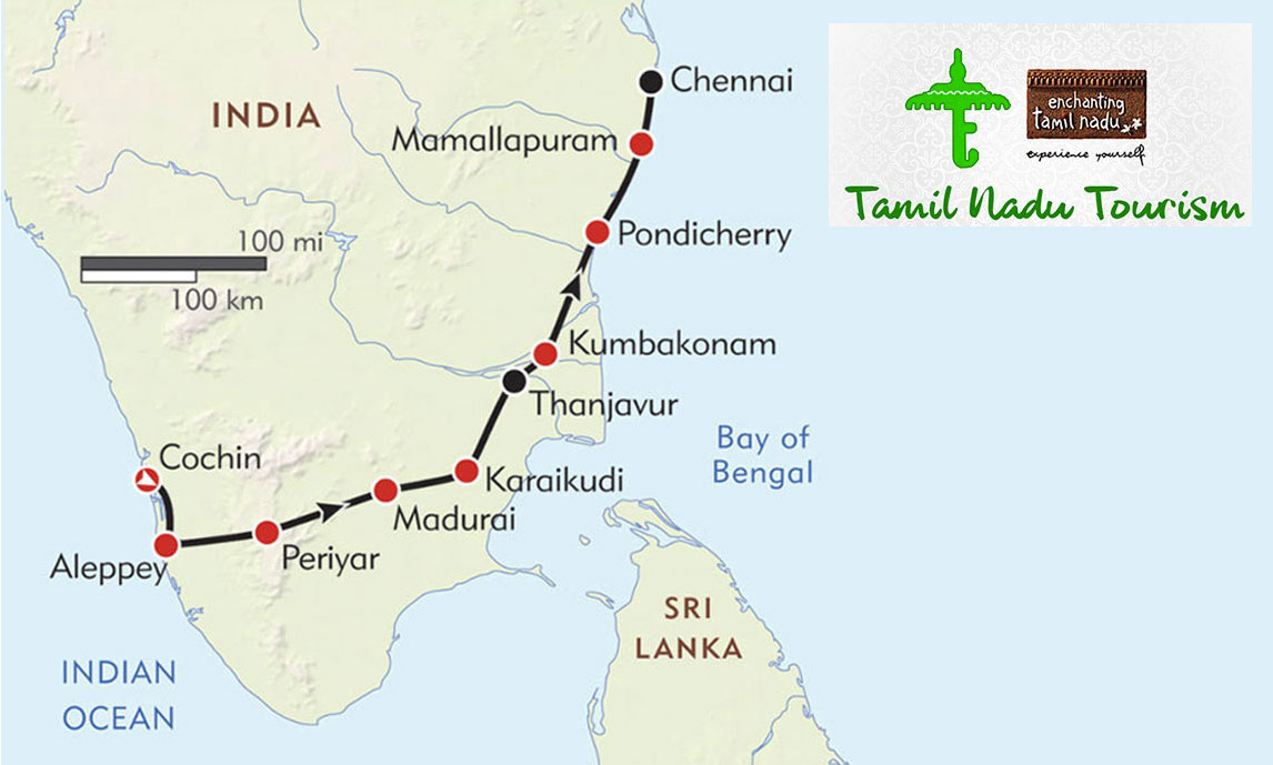 Ref No: 01 SI – South India Tours
