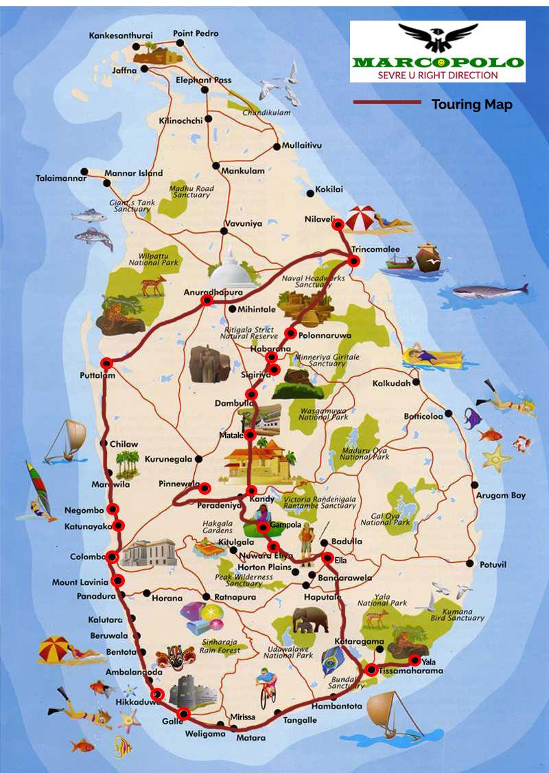 Ref No: 05 SL – Sun Island Sri Lanka